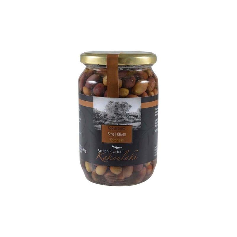 Koroneiki olijven
